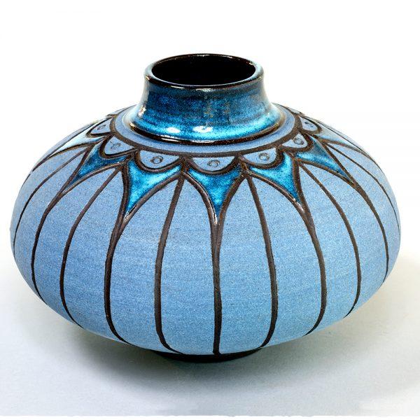 Small Oblong Vase